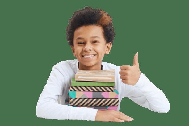 Happy Learner at Rutega
